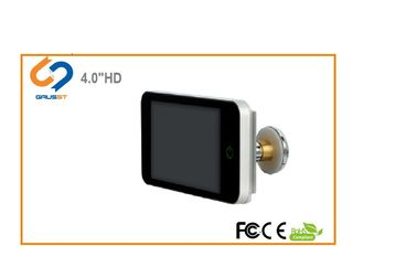 China 4.0 Inch HD Peephole Viewer With 160 Wide Degree 3 AAA Batteries Source supplier