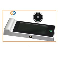 WiFi Smart Wireless Digital Door Peephole Viewer Phone Control DIY Easy Installation 4.3 Inch