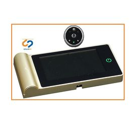 4.3 Inch Door Peephole Viewer Camera With Infrared Night Vision WiFi Smart Phone Control