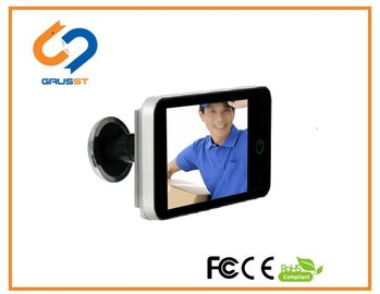 4.0 Inch LCD Peephole Viewer  / Smart Electronic Door Viewer Visual AA Battery