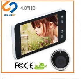 China Security Systems Smart Door Peephole / Smart Peephole Viewer Visual Doorbell factory