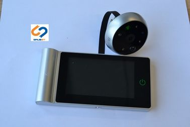 China 1080P Wireless Digital Door Viewer / Digital Door Peephole Viewer 160 Degree distributor