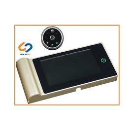 China Smart Wireless Digital Door Viewer / Digital Peephole Door Viewer Wifi distributor