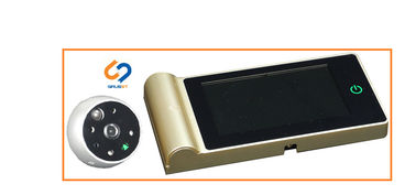 China LCD Recordable WIFI Digital Door Peephole Viewer Camera With Rechargeable Battery distributor