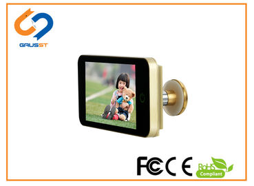 China OEM Lookout Smart Door Viewer / 160 Degree Peephole Viewer Visual Doorbell distributor
